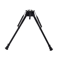 Deben Swivel/Tilt With Lever Bipod - 13-27 Inch