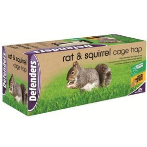 Image of Defenders Rat & Squirrel Cage Trap