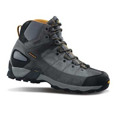6198cdcc53f Dolomite Sparrow Evo High GTX Walking Boots - Carbon / Yellow
