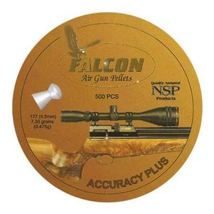 Image of Falcon Accuracy Plus .177 (4.52) Pellets x 500
