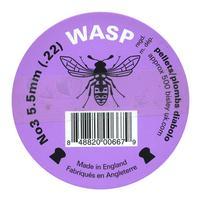Wasp .22 (5.5) Pellets x 500