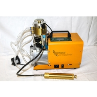 Enfield Portable Digital PCP 300 Bar Compressor