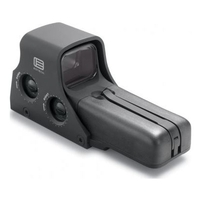 Eotech 518-A65 Holographic Weapon Sight (1xAA) 65 MOA Ring (1 MOA Dot) - QD Lever Fit
