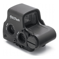 Eotech EXPS3-0 Holographic Weapon Sight (CR123A) 65 MOA Ring (1 MOA Dot) - QD Lever Fit