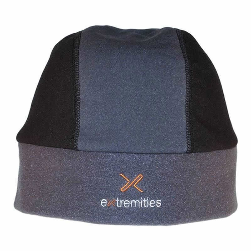 Image of Extremities Power Stretch Banded Beanie - Dark Grey 903d3075433