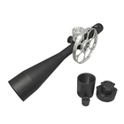 Image of Falcon Optics X50 Target 10-50x60 SFP Rifle Scope - Field Target Configuration with Harris Engineering Competition Kit - Black