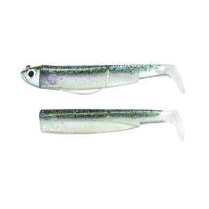 Image of Fiiish Black Minnow 70 7cm Combo Shore - 3g - Ghost Minnow + Ghost Minnow Body
