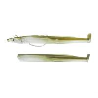 Fiiish Black Eel 110 11cm Combo Shore - 8g - Khaki + Khaki Body