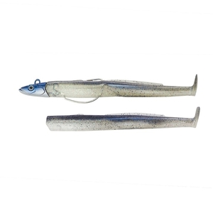 Image of Fiiish Black Eel 150 15cm Combo Shore - 20g - Electric Blue + Electric Blue Body