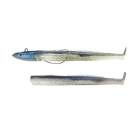 Fiiish Black Eel 150 15cm Combo Off Shore - 40g - Electric Blue + Electric Blue Body
