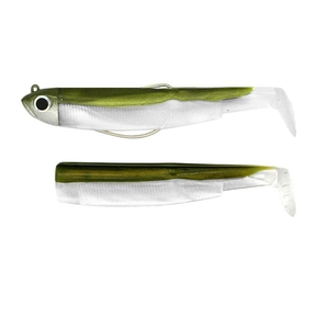 Image of Fiiish Black Minnow 70 7cm Combo Shore - 3g - Khaki + Khaki Body