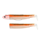 Image of Fiiish Black Minnow 90 9cm Combo Off Shore - 10g - Candy Green + Candy Green Body