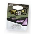 Fiiish Power Tail 30 3cm - VMC Simple Hooks - 7pk