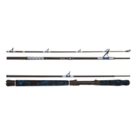 Fin-Nor 2 Piece Lethal Valhall 2.0 II Traveller Rod - 7ft 2in - 40-140g