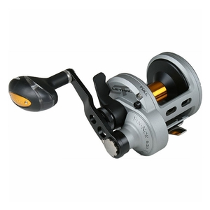 Image of Fin-Nor Lethal LTL16II Two Speed Lever Drag Multiplier Reel