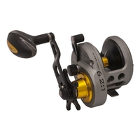 Fin-Nor Lethal LTC H 16 Single Speed Star Drag Multiplier Reel