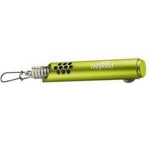 Image of Fishpond 360 Degree Swivel Retractor - Lichen Green