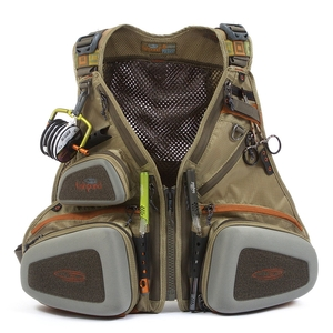Image of Fishpond Kingfisher Tech Vest - Driftwood