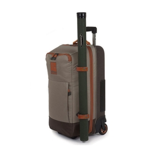 Image of Fishpond Teton Rolling Carry On - Granite