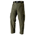 Image of Fladen Authentic Wear Fishing Trousers - Khaki