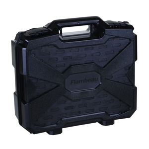 Image of Flambeau Tactical Series Double Deep Pistol Case - Black