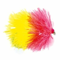 Fulling Mill Blob 2-Tone Lead Pink Fly