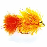 Fulling Mill Blob Orange Nugget Fly