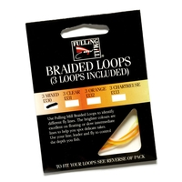 Fulling Mill Braided Loops Mixed Set 20cm