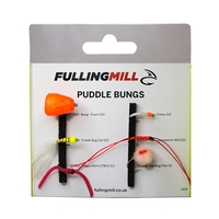 Fulling Mill Grab A Pack - Puddle Bung Selection - 6 Flies