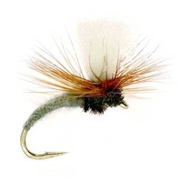 Fulling Mill Klink Adams Grey Fly