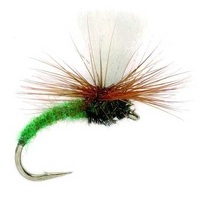 Fulling Mill Klink Caddis Green Fly