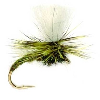 Fulling Mill Klink Light Olive Fly
