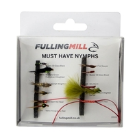 Fulling Mill Must Have Selection - Nymphs