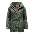 Game Cantrell Wax Jacket - Ladies