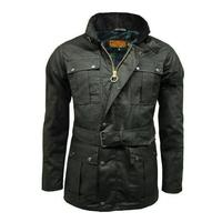 Game Continental Wax Jacket