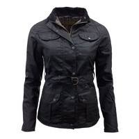 Game Morgan Antique Wax Jacket - Ladies