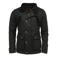 Game Oxford Quilted Wax Jacket