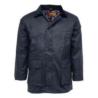 Game Padded Wax Jacket