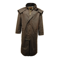 Game Stockman Long Wax Cape