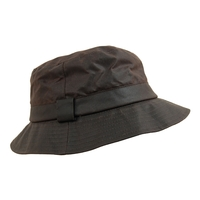 Game Wax Cotton Bucket Hat