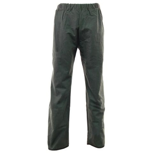 Image of Game Wax Over Trousers - Green