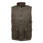 Game Wax Quilted Bodywarmer/Gilet
