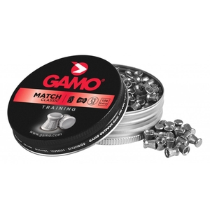 Image of Gamo Match Classic Training .177 Pellets (250)