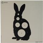 Flip Target Paper Targets - Rabbit - 50pk