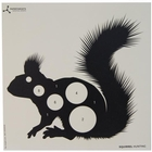 Flip Target Paper Targets - Squirrel - 50pk