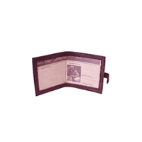 Garlands Certificate Wallet