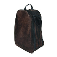 Garlands Leather Wellington Boot Bag