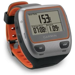 Image of Garmin Forerunner 310XT and Heart Rate Monitor
