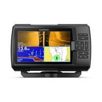 Garmin Striker Plus 7sv With GT52HW-TM Transom Transducer