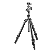 Gitzo GK1555T-82TQD Traveller Kit Series 1 - 3 Section Carbon Tripod